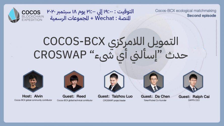 في مجال التمويل اللامركز، يعد تطبيق Cocos-BCX هو معيار NFT وبوابة الأصول عبر السلاسل