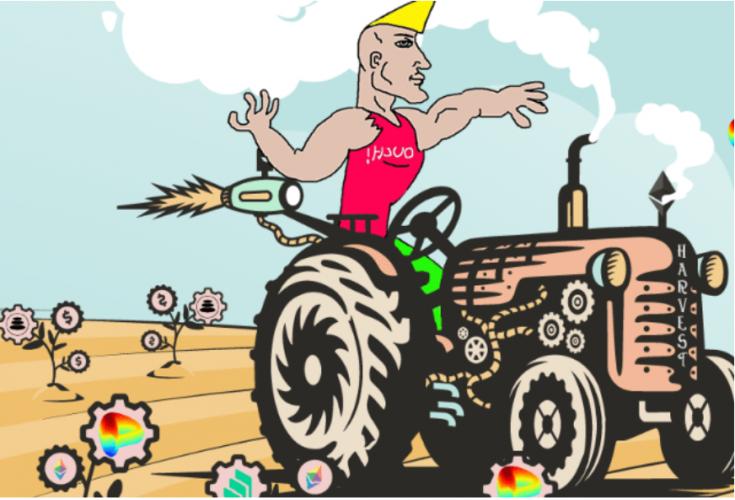 Harvest .. البحث تلقائيًا عن المنصات ذو العائد الأعلي وتحسينه