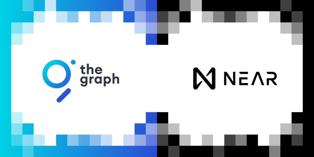 اعلان تكامل بين The Graph و NEAR