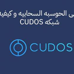 تعرف على الحوسبه السحابيه و كيفيه عمل شبكه CUDOS