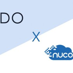 إعلان شراكة NUCO.CLOUD و CUDO