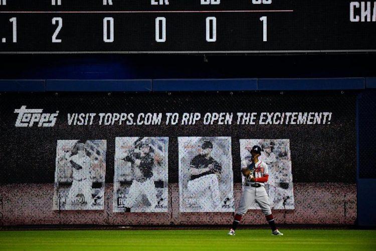 صانع بطاقات البيسبول TOPPS و MLP  سيصدران NFT