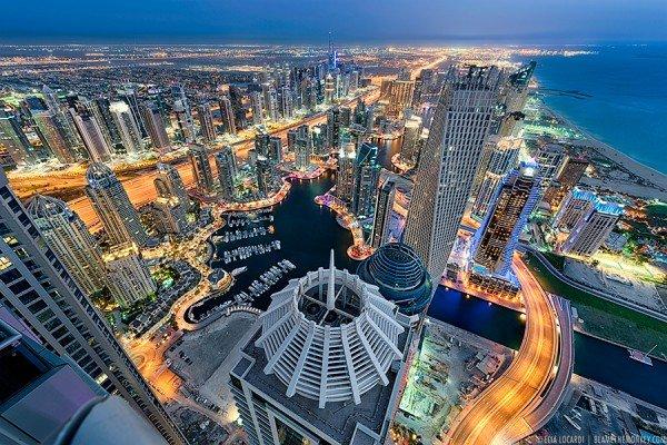 دبي ترحب بأصول العملات المشفرة بالمنطقة المفتوحة بمطارها