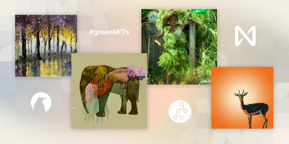 نحو كوكب أفضل: NFTs الخضراء