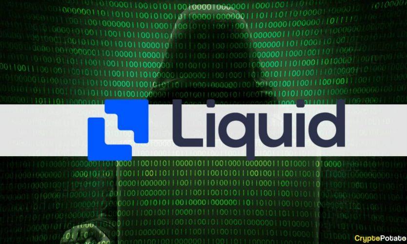 اختراق منصة Liquid و إيقاف الإيداع والسحب بها