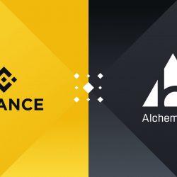 إعلان شراكة بين Alchemy Pay و بينانس لعمل جسر بين العملات المشفرة والعملات الورقية